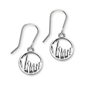 Solstice Silver Earrings E1936