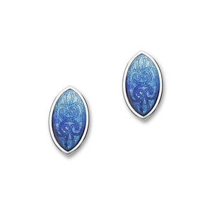 Alba Silver Earrings EE425
