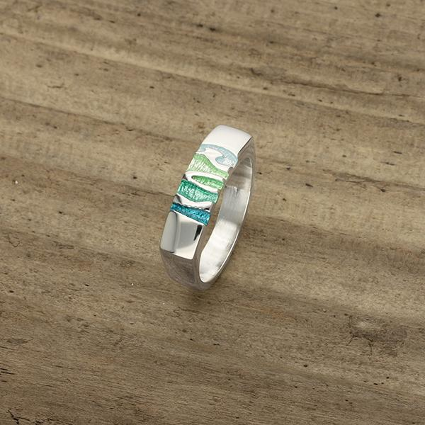 Arizona Silver Ring ER125