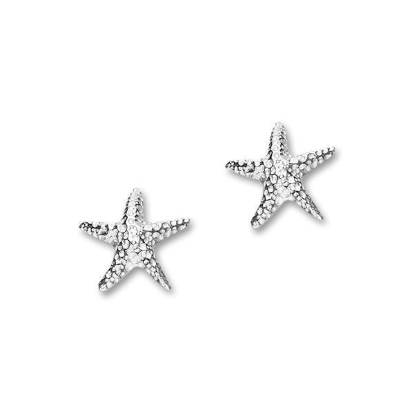 Starfish Silver Earrings FE 24
