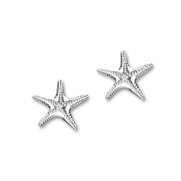 Starfish Silver Earrings FE 46