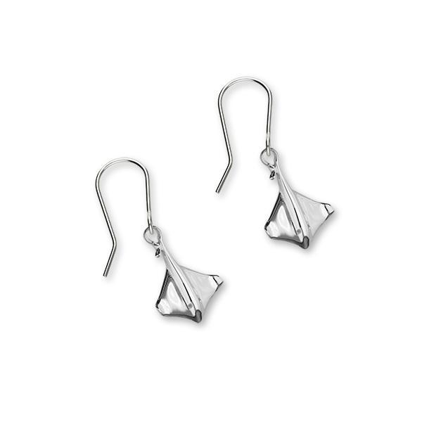 Ray Silver Earrings FE 27