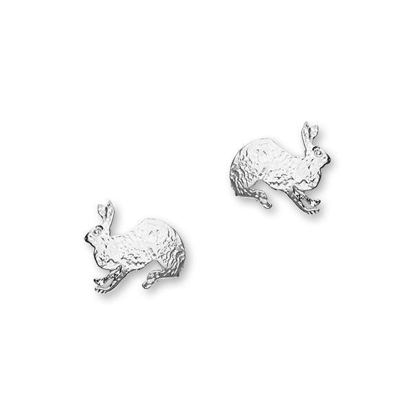 Hare Silver Earrings FE 30