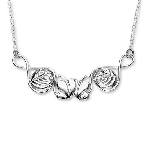 Charles Rennie Mackintosh Silver Necklet N127