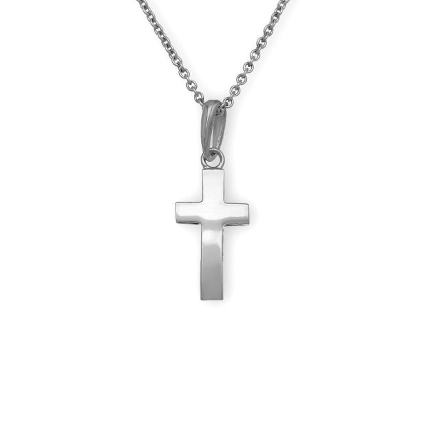 Silver Cross Pendant P1080