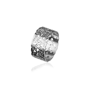 Frank Lloyd Wright Silver Ring R182