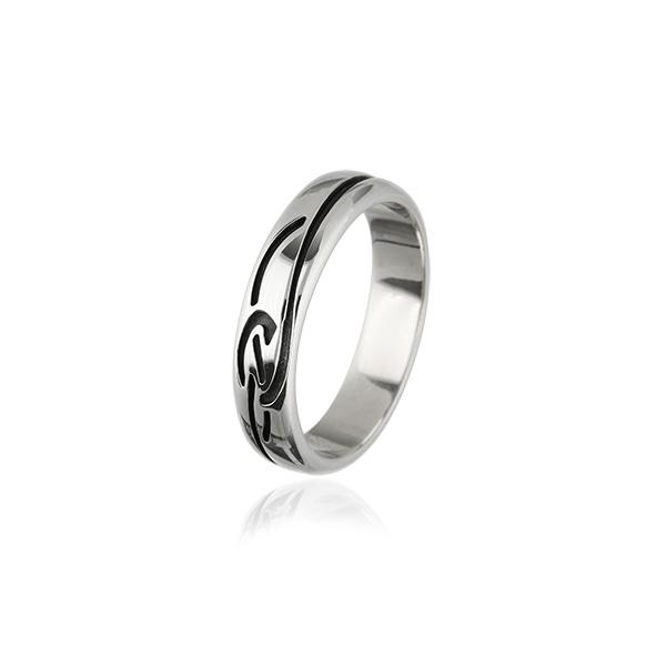 Celtic Silver Ring R318
