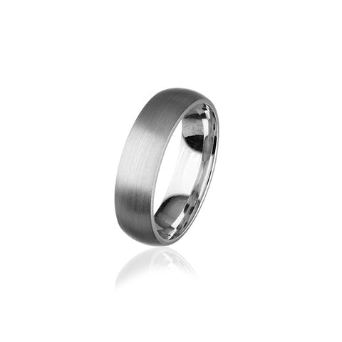 Simply Stylish Silver Ring R343