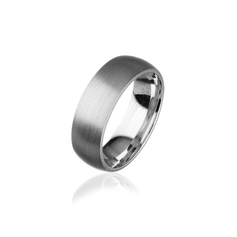 Simply Stylish Silver Ring XR343