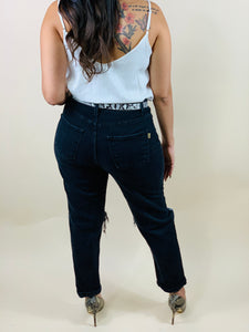 Chic Mom Jeans
