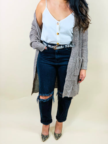 Cozy Chic Cardigan