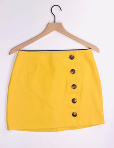 GOLDEN STATE OF MIND SKIRT