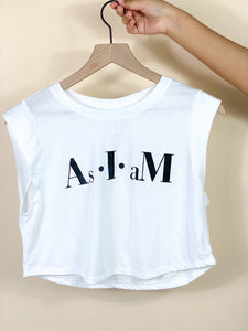 As-I-Am Crop Top