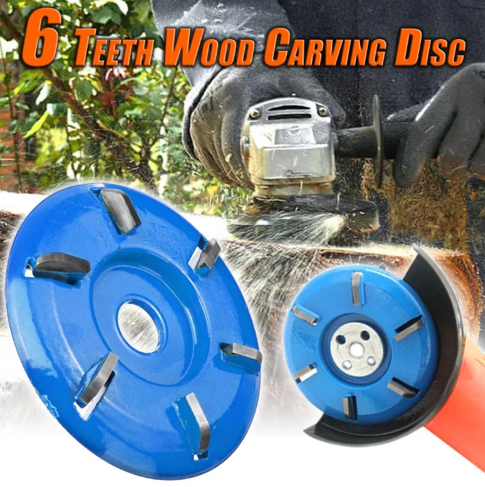 50% OFF Early Black Friday Sale- Wood Carving Disc That Save Your Time And Effort