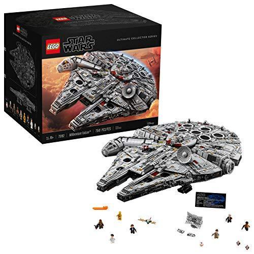 LEGO Star Wars Ultimate Millennium Falcon 75192 Building Kit