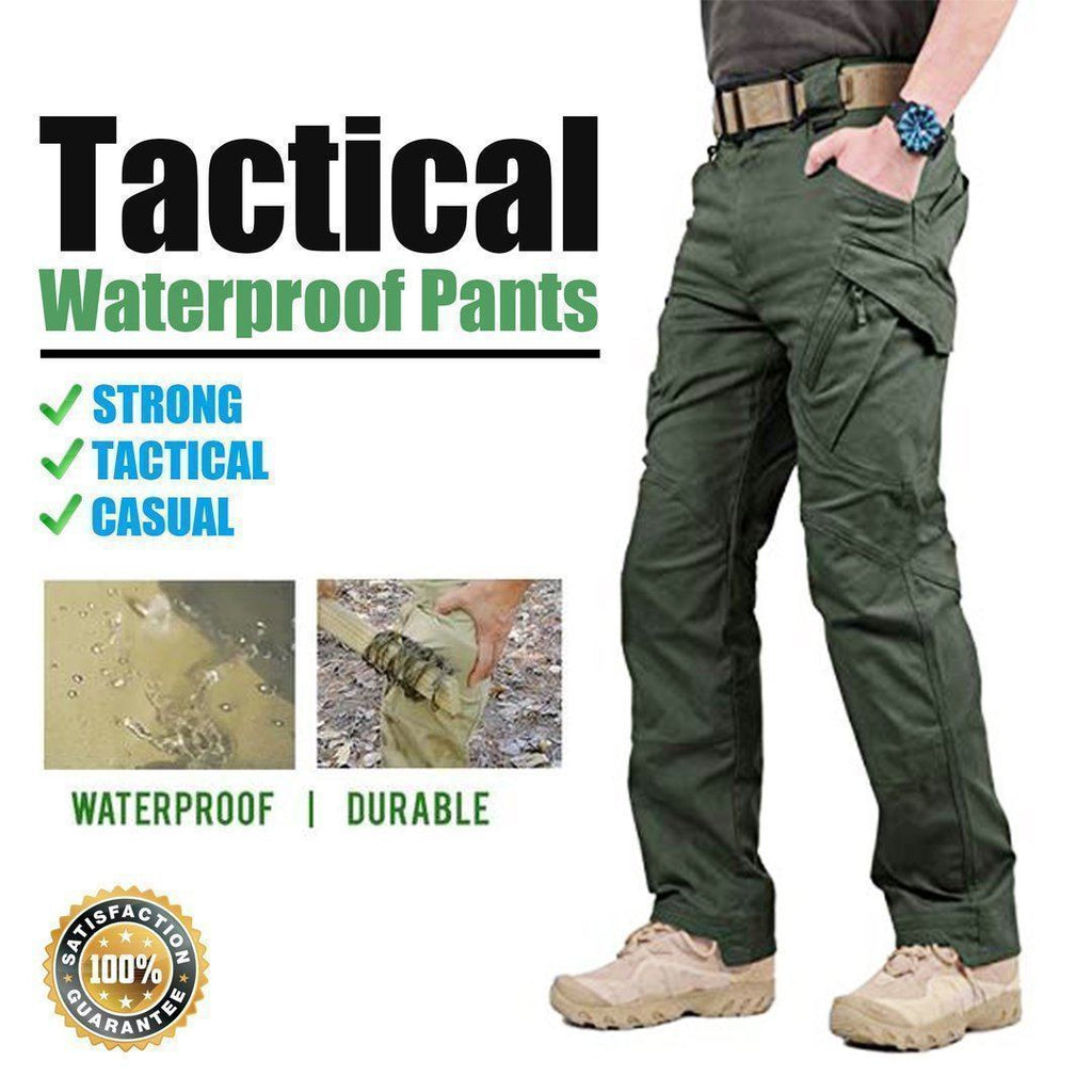 (Buy 2 Free Shipping+50 OFF!!)Soldier Tactical Waterproof Pants