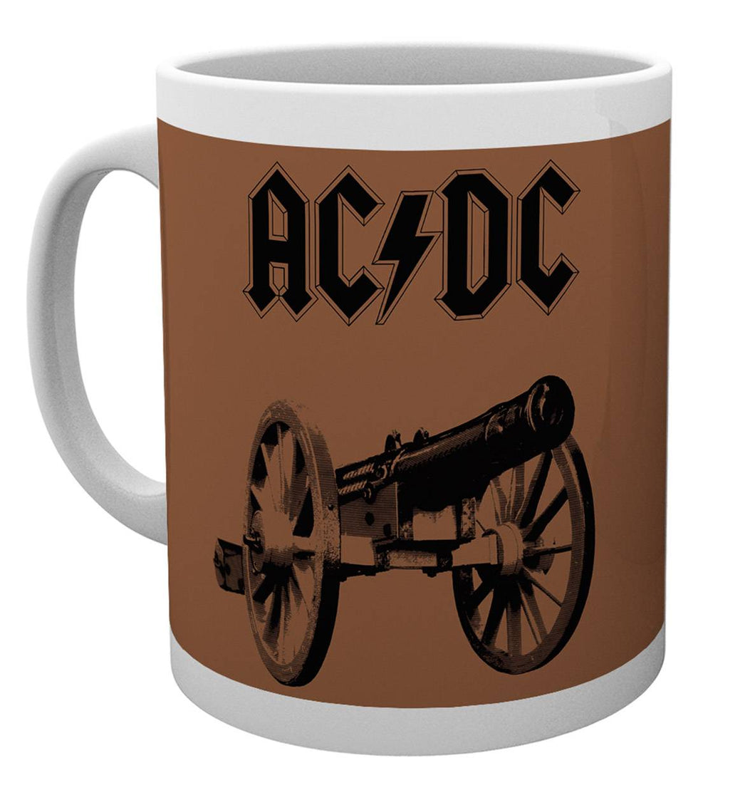 AC/DC For Those About To Rock Mug