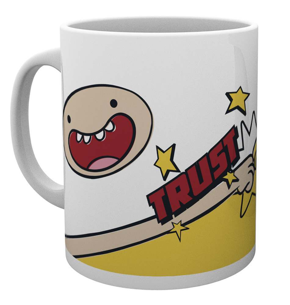 Adventure Time Trust Pound Mug