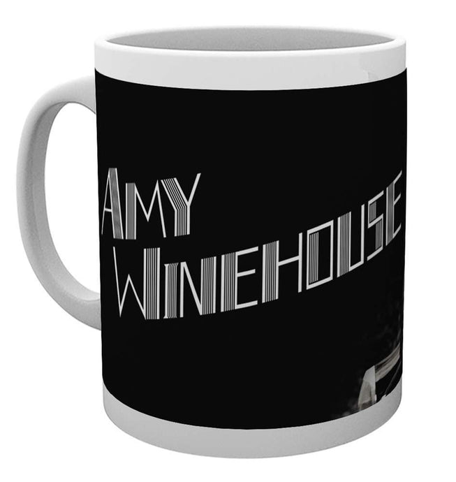 Amy Winehouse Car Mug