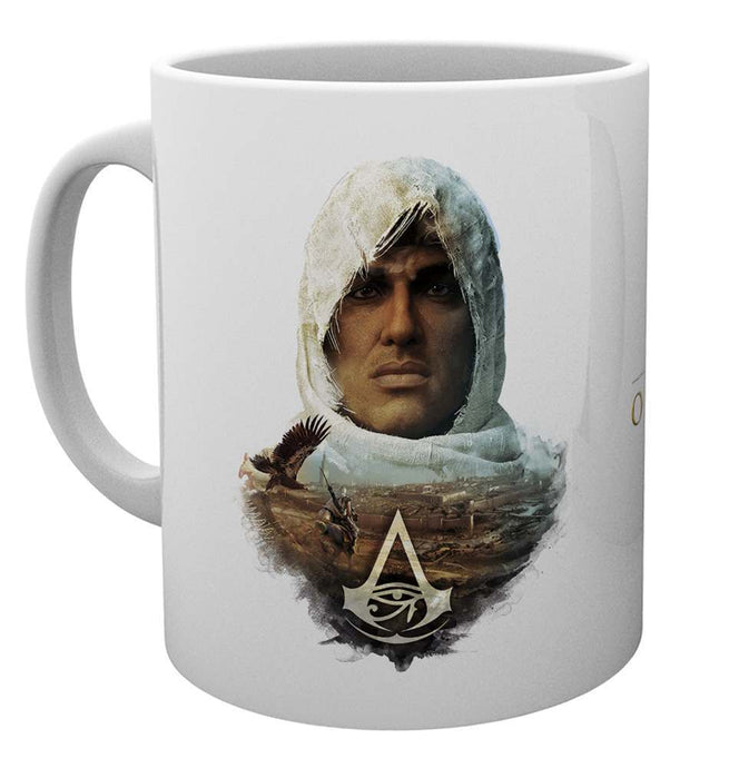Assassins Creed Origins Head Mug
