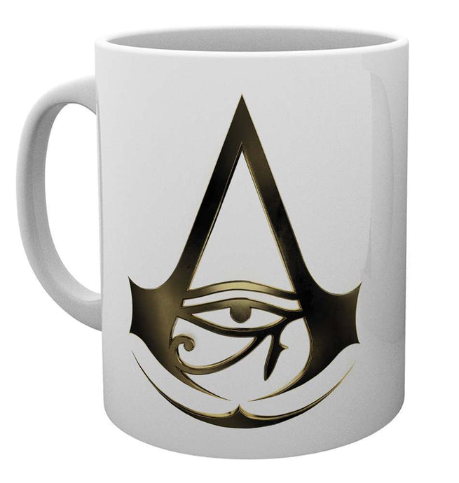 Assassins Creed Origins Logo Mug