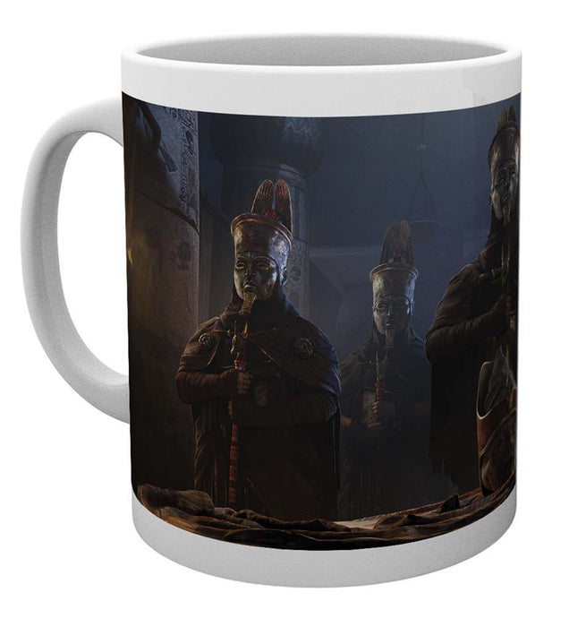 Assassins Creed Origins Order Of The Ancients Mug