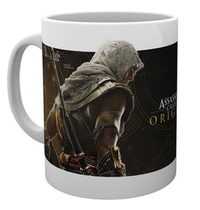 Assassins Creed Origins Synchronization Mug