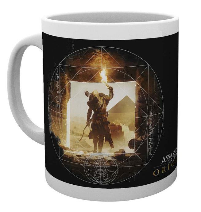 Assassins Creed Origins Wanderer Mug