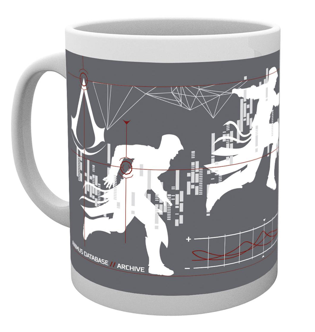 Assassins Creed Run Mug