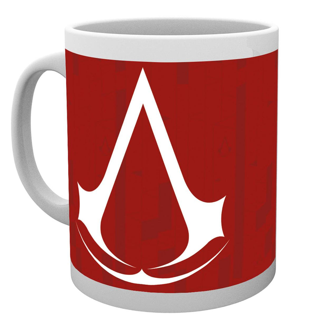Assassins Creed Symbol Mug