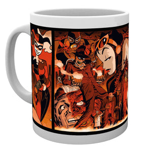 Batman Comics Harley Quinn Villians Mug