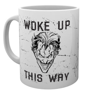 Batman Comics Joker Woke Up This Way Mug