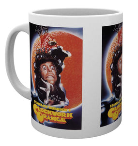 Clockwork Orange Keyart Orange Mug