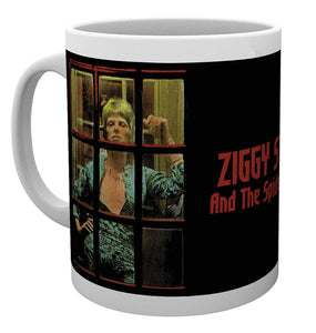 David Bowie Phonebox Mug