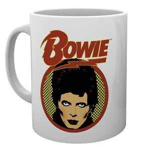 David Bowie Pop Art Mug