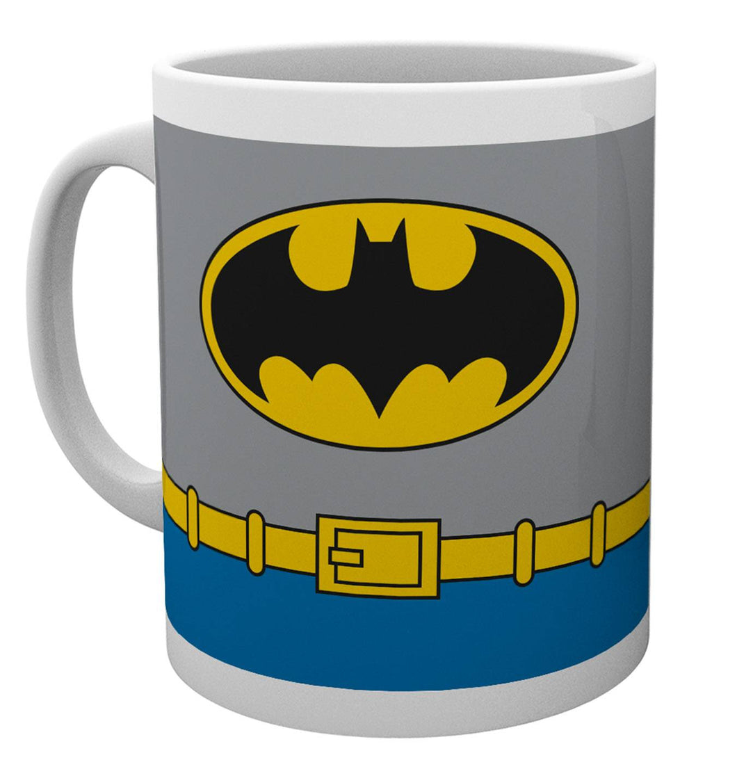 DC Comics Batman Costume Mug