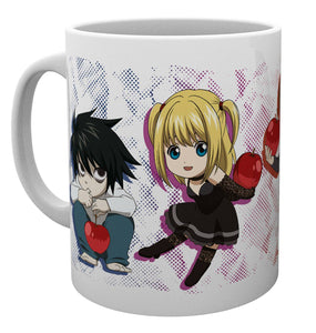 Death Note Chibi Mug