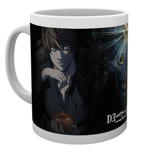 Death Note Duo Mug