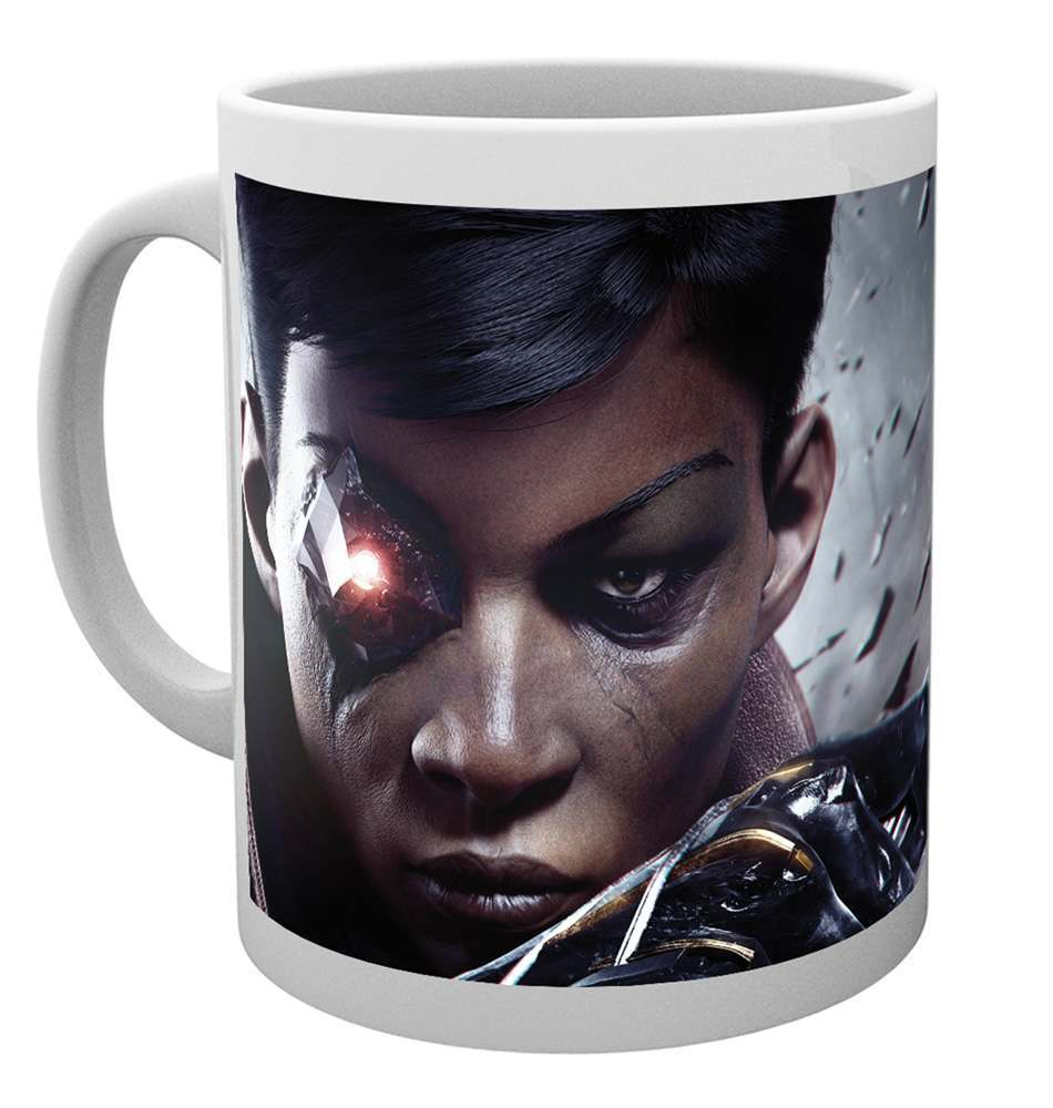 Dishonored Death Of An Outsider Billie Mug