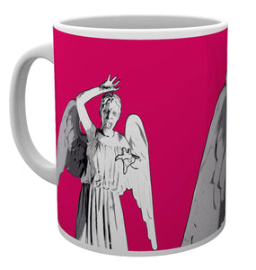 Doctor Who Angel Pop Mug