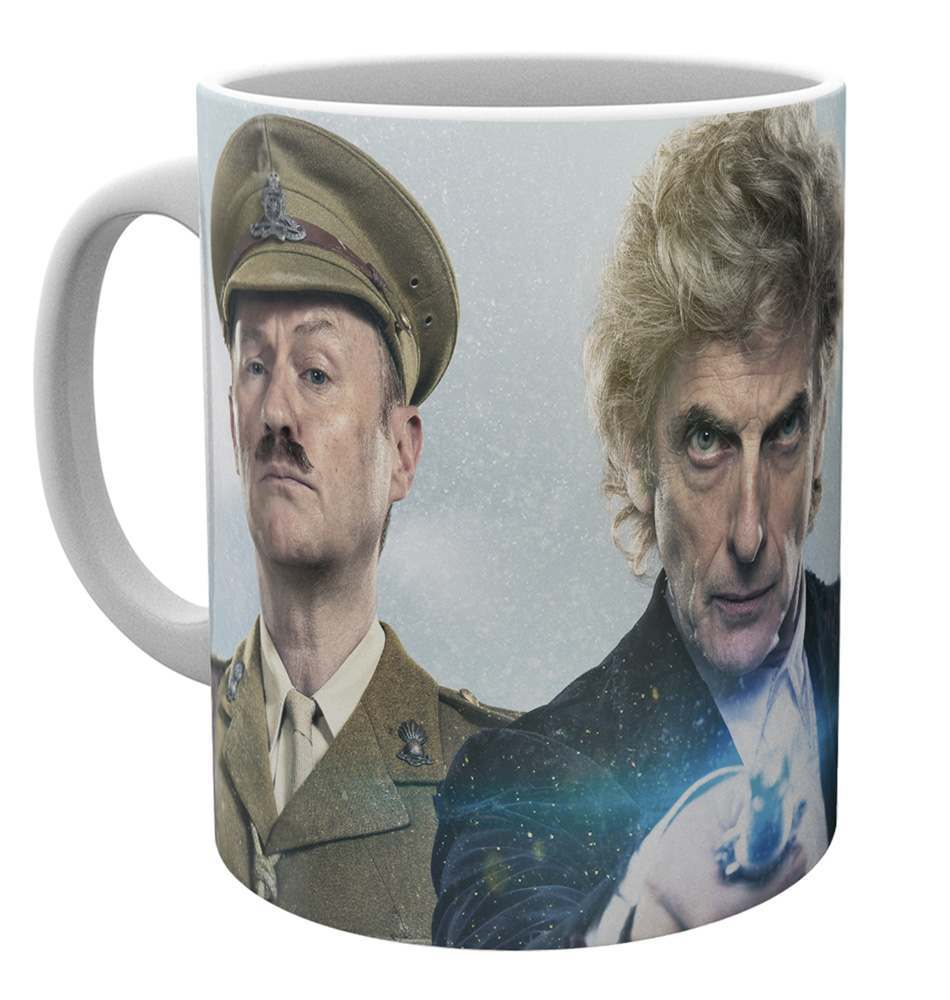 Doctor Who Christmas 2017 Mug