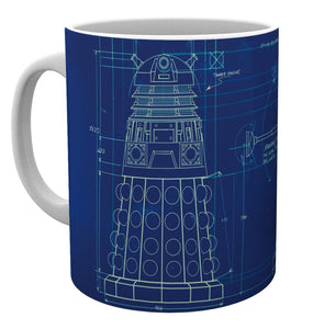 Doctor Who Dalek Mug Mug