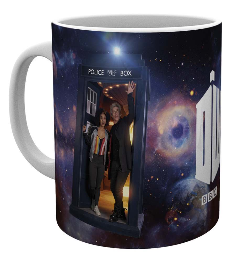 Doctor Who Season 10 Ep 1 Iconic Mug