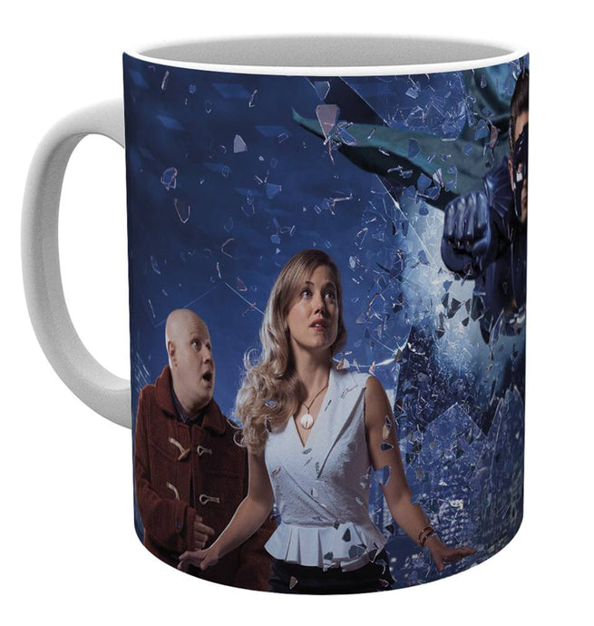 Doctor Who Xmas Iconic 2016 Mug