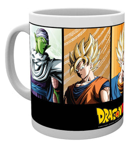 Dragon Ball Z Moody Mug
