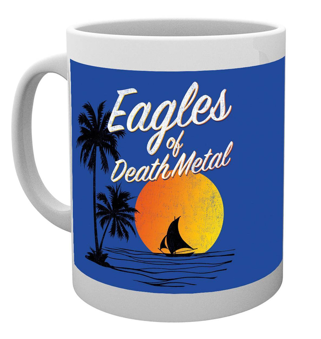 Eagles of Death Metal Sunset Mug