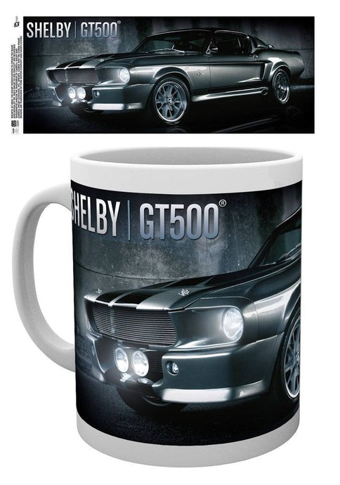 Ford Shelby Black GT500 Mug