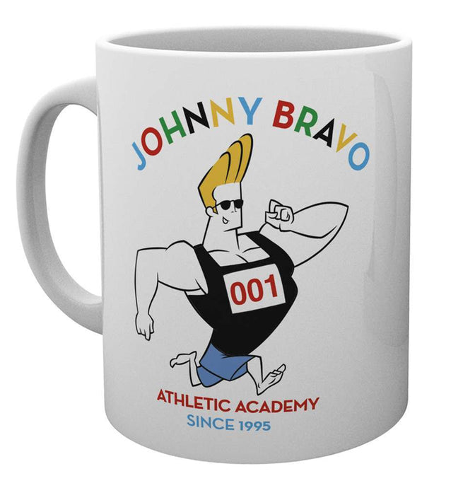 Johnny Bravo Athletic Academy Mug