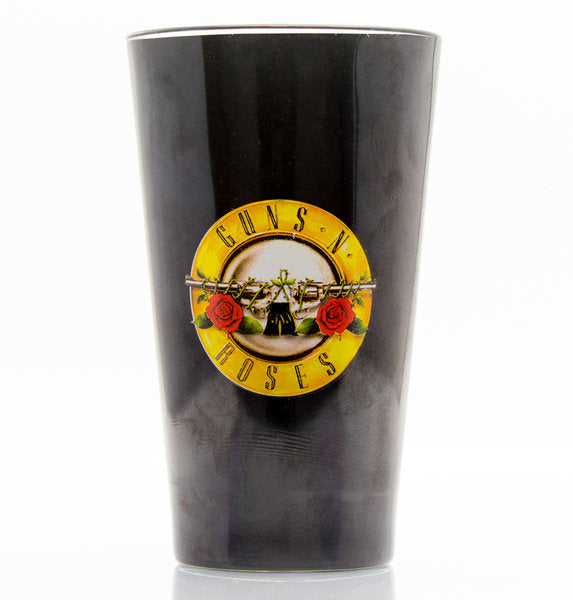 Guns N Roses Logo Large Premium Coloured Glass