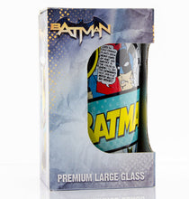 Batman Comics Comic Wrap Large Premium Coloured Glass